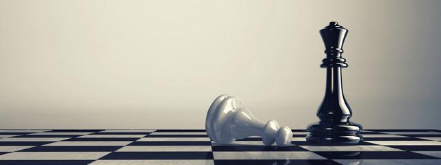 conceptual piece chess