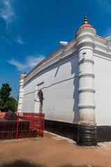 Detail of Khan Jahan Ali tomb in Bagerhat, Bangladesh