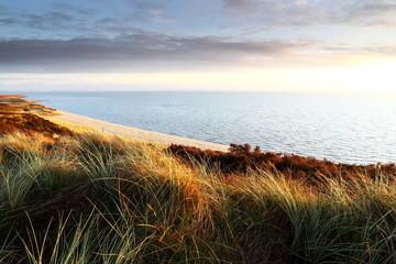 Küstenlinie auf Sylt