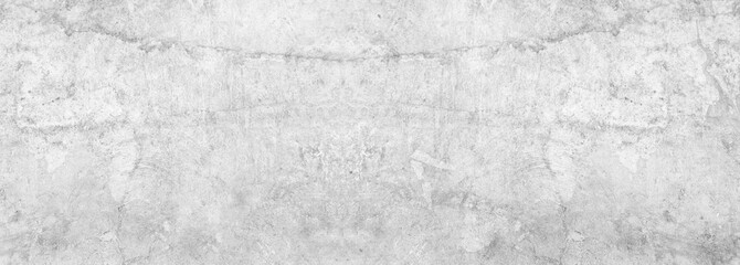 Poster de jardin Graffiti Old wall panorama texture cement dirty gray with black background abstract grey and silver color design are light with white background.
