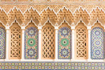 Poster Maroc General view of the city of Fes, Morocco, North Africa