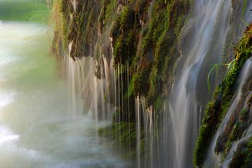 Foto op Canvas cascada de agua