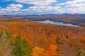 Fall Colors in the Adirondacks