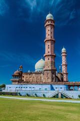 Taj-ul-Masjid mosque in Bhopal, Madhya Pradesh state, India