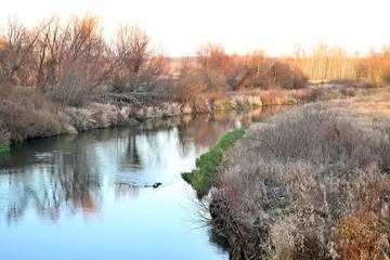 Fototapeta zakole rzeki  obraz