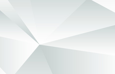 High resolution computer generated fresh white and gray abstract background. Vector illustration