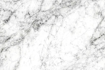 Fotobehang - White and black marble texture background. Abstract marble texture, stone natural patterns for design art work.