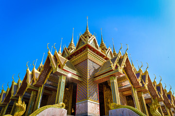 temple in thailand Wall mural