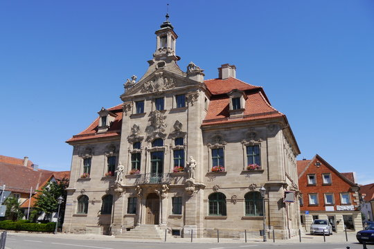 Barockes Rathaus Ellingen