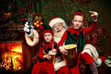 movie on Christmas