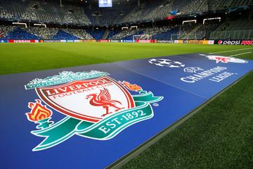 Champions League - Group E - FC Salzburg v Liverpool