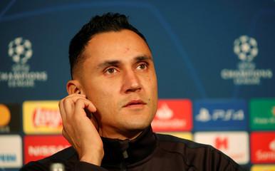 Champions League - Paris St Germain Press Conference