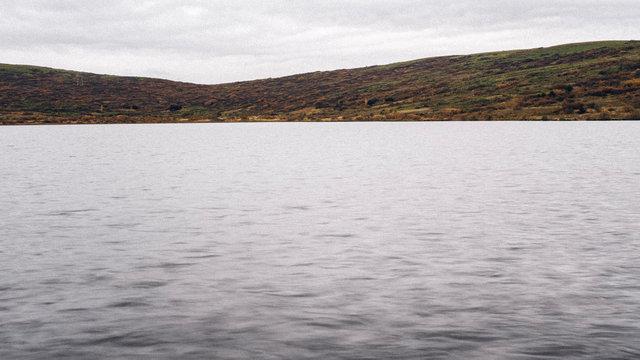 Ruhiger See, Island