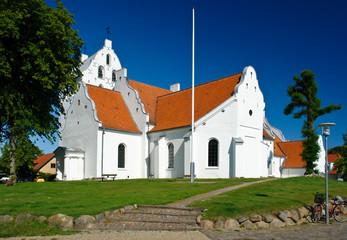 Sant Katarien Kirche in Hjørring Dänemark
