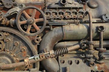Mechanical gearing Fotomurales