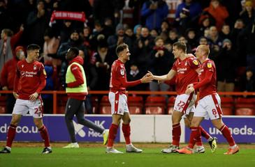 Championship - Nottingham Forest v Middlesbrough