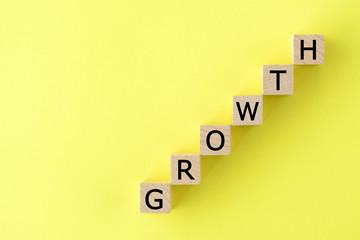 ビジネスイメージ―成長 Fotomurales