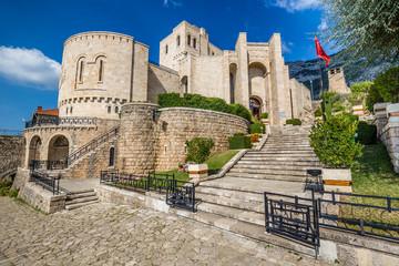 Kruje Castle - Kruje, Albania Fotomurales