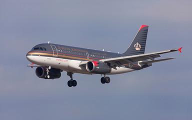 Royal Jordanian Airbus A319