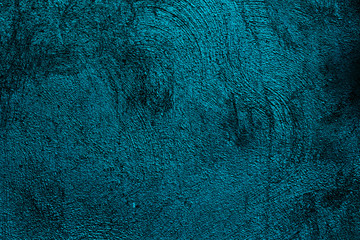 Abstract textured background in petrol
