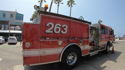 Santa Monica firefighter
