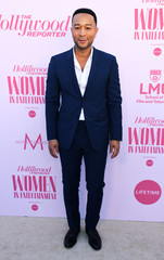 John Legend attends the Hollywood Reporter's annual Women in Entertainment Breakfast Gala in Los Angeles