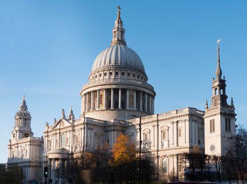 Europe, UK, england, London, St pauls Cathedral