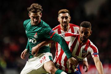 2019 Champions League Football Atletico Madrid v Lokomotiv Moscow Dec 11th