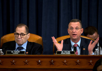 House Judiciary Committee impeachment markup hearing