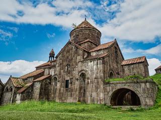 Fotorolgordijn Papegaai Kloster Haghpat Armenisch Apostolische Kirche Provinz Lori Unesco Weltkulturerbe