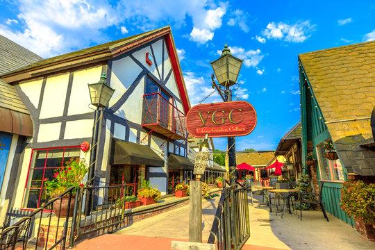 Vinery in Solvang California