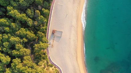 Fototapete - Vivid summer seascape