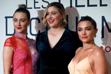 "Premiere of the film ""Little Women"" in Paris"