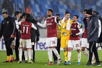 Europa League - Group K - Slovan Bratislava v S.C. Braga