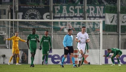 Europa League - Group H - PFC Ludogorets Razgrad v Ferencvaros