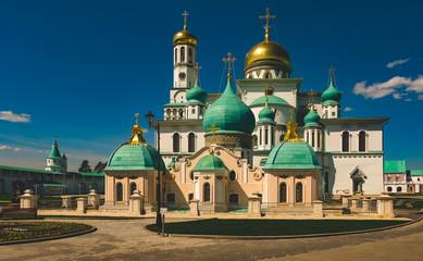 Resurrection Monastery, Istra, Moscow region, Russia