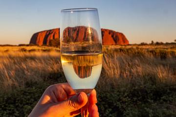 Ayers Rock, Uluru, Outback, Australien
