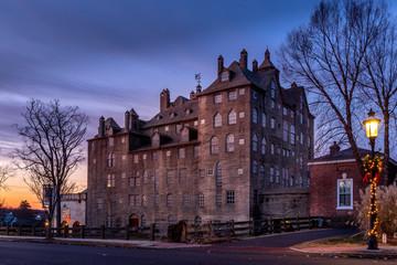 Mercer Museum Doylestown PA Fotomurales