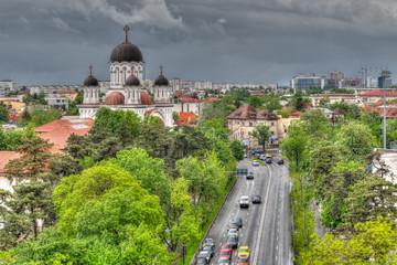 Orthodoxe Kirche in Bukarest