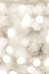 Beautifu, abstractl bokeh lights background for Christmas