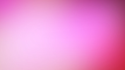 Abstract gradient white  and pink soft colorful background.