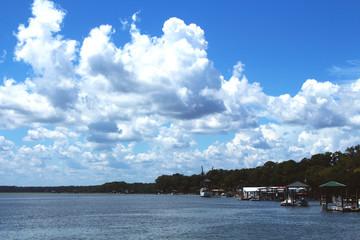 On Bluffton Docks