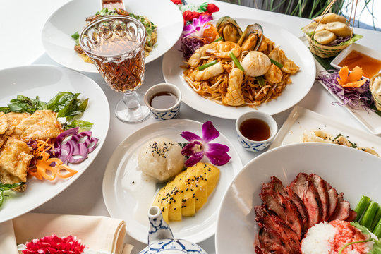 Authentic Traditional Thai Food