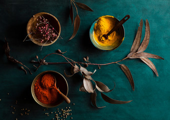 Exotic culinary spices