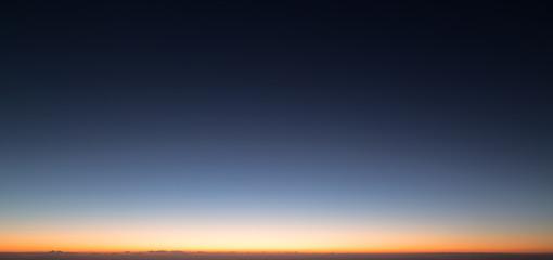 morning sky before sunrise at magic hours twilight time Fototapete