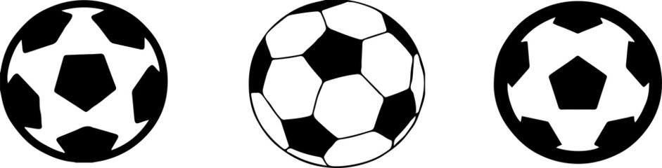 football icon isolated on white background
