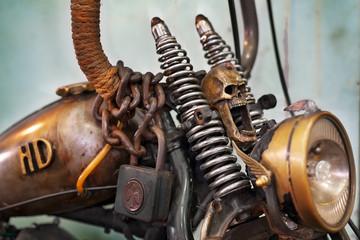 Harley Ratter Chopper City 2019