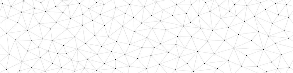 triangles background Fototapete