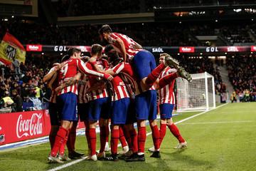 2019 La Liga Football Atletico Madrid v Osasuna Dec 14th