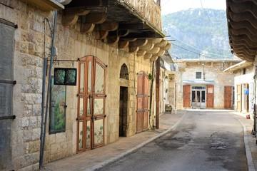 Keuken foto achterwand Oud Ziekenhuis Beelitz Douma Lebanon old souk street